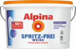 Alpina Alpina Weiss »Spritz-Frei«, 2,5 l