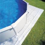 Bodenschutzvlies für Pools bis 730x375 cm