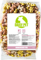 Daily Pet Hundefutter »Miniknochen Mix«, 750 g