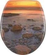 Wenko WC-Sitz »Stone Shore«