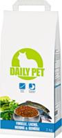 Daily Pet Trockenfutter »Forelle, Lachs, Hering, Gemüse«, 2 kg
