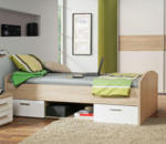 ROLLER Jugendbett, Kinderbett Winnie - 90x200 cm