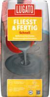Lugato Ausgleichsmasse »Fliesst + Fertig Schnell«, 20 kg