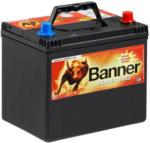 Banner Power Bull Autobatterie, P60 68, 60 Ah, 510 A