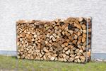 Wolfcraft Stapelhilfe zum Lagern von Scheidholz