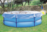 Abdeckplane für Pool »Junior«, Ø230 cm