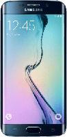 Smartphones - Samsung Galaxy S6 edge 32 GB Schwarz