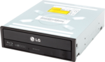 LG Blu-Ray Brenner BH16NS55 SATA, schwarz