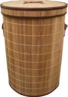 Valblue Bambus Wäschekorb