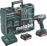 Metabo Akkuschrauber »BS 14.4 Set« inkl. Werkstattkoffer