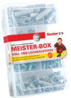 Fischer Meister-Box »SX« mit Schrauben