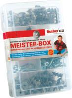 Fischer Meister-Box »GK«, Dübel, Schrauben, Haken