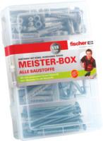 Fischer Meister-Box »UX«, Dübel, Schrauben, Haken