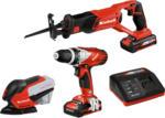 Einhell Werkzeug Akku- Set TE-TK 18 LI, Power X-Change