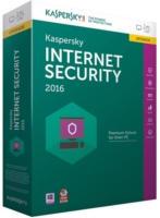 Kaspersky Internet Security 2016 Upgrade 1 Jahr, 1PC