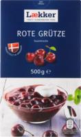 Lækker Rote Grütze Sauerkirsche