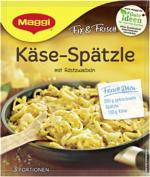 Maggi Fix & frisch Käse-Spätzle 35g