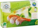 Bio-Shrimps oder -Garnelen
