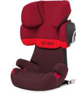 Cybex Kindersitz Solution X2-Fix Rumba Red, Gruppe 2,3