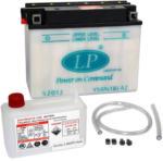 Landport Y50-N18L-A2 Motorrad Batterie mit Säurepaket, 12V, 20Ah