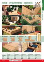 Holz im Garten 2016
