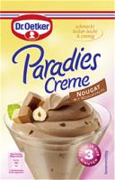 Dr. Oetker Paradies-Creme Nougat 71g