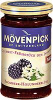 Mövenpick Brombeer-Holunder Fruchtaufstrich 250g