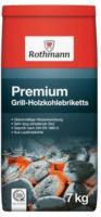 Premium Grill-Holzkohlebriketts, 10 kg