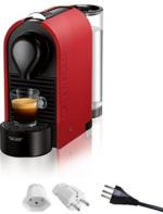 Nespresso Turmix TX180 U Mat Red Kapsel-Automat Kaffeemaschine