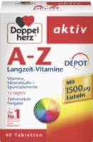A-Z Depot Tabletten