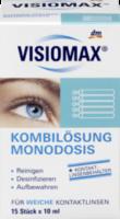 Kontaktlinsen-Pflegemittel Kombilösung Monodosis, 15 x 10 ml