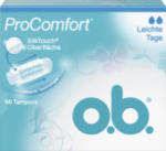 Tampons ProComfort Leichte Tage