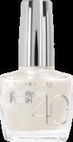 Nagellack Express Finish Nailpolish white dream 15