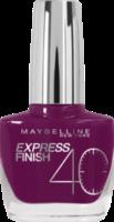 Nagellack Express Finish Nailpolish acid plum 310