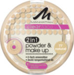Puder & Make-Up 77 2 in 1