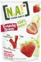 Frucht Snack Erdbeere