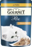 Nassfutter für Katzen, Perle Erlesene Streifen mit Huhn
