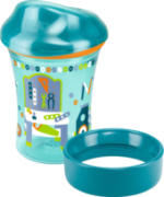 """Flasche Easy Learning Cup Vario """"Werkbank"""" 250 ml, ab 12 Monate, petrol"""