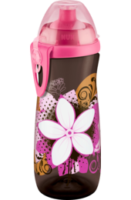 Flasche Sports Cup Blume, ab 36 Monate, 450ml
