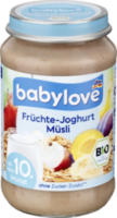 Früchte-Joghurt Müsli ab dem 10.Monat