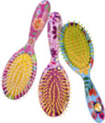 Kinder-Haarbürste