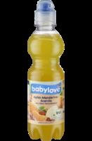 Saft Apfel-Mandarine- Acerola mit stillem Mineralwasser