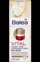 Tagespflege VITAL Augen- und Lippenkonturen Balsam