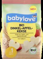 Bio Dinkel-Apfel-Kekse ab 1 Jahr