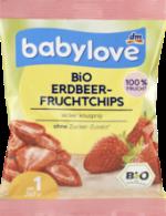 Snack Bio Erdbeer-Fruchtchips ab 1 Jahr