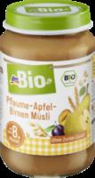Pflaume-Apfel-Birnen Müsli ab 8. Monat