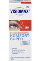 Kontaktlinsen-Pflegemittel Peroxidlösung Komfort Super