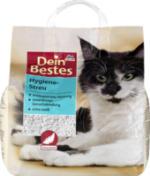 Katzenstreu, Hygiene-Streu