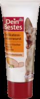 Snack für Hunde, Delikatess-Leberwurst mit viel frischer Leber & Petersilie