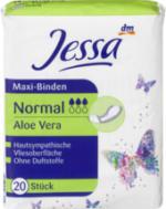 Maxi-Binden Normal Aloe Vera